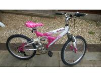 "Girl's bike 22"""