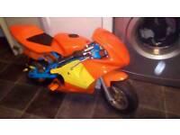 Race mini moto