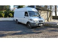 Iveco Turbo Daily 2.8TD 10 months MOT