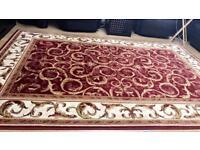 100% wool rug 300 x 200 cm