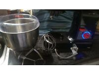 ReadySteadyCook black stand mixer