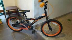 18 inch bmx style bike