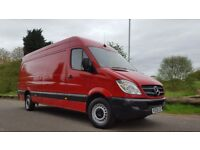 Mercedes-Benz Sprinter 2.1 CDI 311 Extra High Roof Panel Van 4dr (LWB) *NO VAT TO PAY CHOICE OF 2*