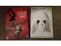American Horror Story Seasons 1 & 2