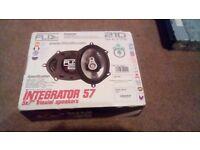 FLi Integrator 57 Car Speakers