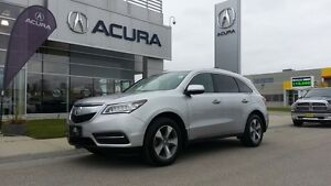 2014 Acura MDX Premium Was $35999 Now $33991 Dual Screens, Heat