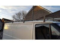 FORD TRANSIT HEAVY DUTY ROLLER ROOF RACK