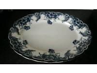 Wedgewood serving plate