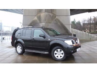 2006 06 NISSAN PATHFINDER AVENTURA 2.5 DCI 4x4 7 SEATER(CHEAPER PART EX WELCOME)