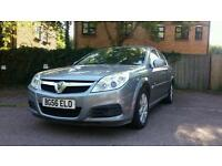 VAUXHALL VECTRA 1.9 CDTI DESIGN DIESEL MANUAL ** HALF LEATHER SEATS ** LONG MOT **
