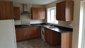 4 bedroom, 3 bathroom house to rent, garden, garage, private parking space £750pm