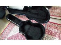 Acoustic Guitar Hard Case (Farida, large body)