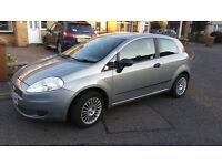 2008 Fiat Punto Grande, DUB edition.
