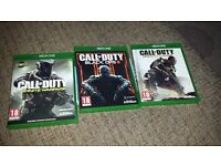 Call of duty games individual or separate xbox one