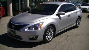 2014 Nissan Altima 2.5 S WITH POWER SEATS