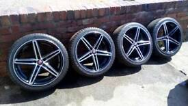 "AXE 18"" ALLOYS"