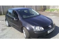 VW GOLF 2004 1.4S ONLY 80,000 MILES+SERVICE BOOK.
