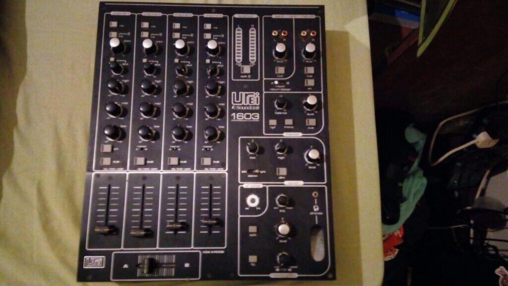 UREI 1603 Soundcraft mixer  Parts & repairs   in Moseley, West Midlands    Gumtree