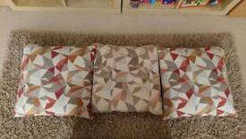 SCS Scatter Cushions x 3