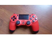 PS4 offical Pad Red
