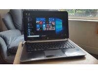 HP Pavilion TouchScreen i5-4th Gen Windows 10 & Office 2016 laptop