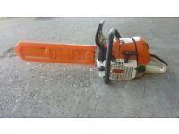Stihl 036 60cc professional chainsaw