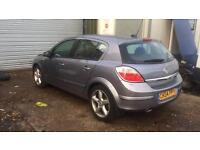 Vauxhall Astra Sri turbo breaking for parts also combo parts available