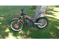 Gas Gas txt 300cc trials bike