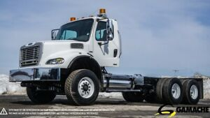 2009 FREIGHTLINER M2 112 CABINE CHASSIS