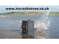 Morso Squirrel 1430 Clean Heat Multi Fuel Stove from Morso_Heaven. Delivery available.