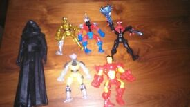Super hero toys