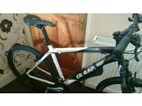 GIANT mountain bike, can ride in the highlands, £135ono