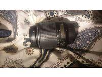 Nikon AF-S Nikkor 55-200mm Zoom Lens