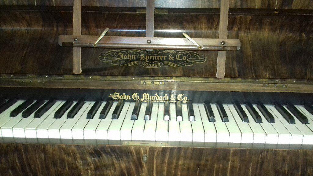 Upright Piano FREE John Spencer & co