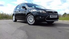 SOLD! SOLD!! Ford Focus Titanium with new Mot and low mileage!!