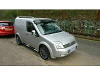 Stunning Ford transit connect with St spec