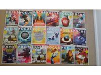 BBC Focus Magazines