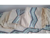 Next king size quilt cover and pillow set