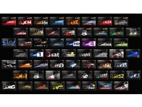 12 MONTHS IPTV FOR YOUR SMART TVS (OVER 3000 LIVE TV CHANNELS IN HD) UK, US,CANADA, EUROPE