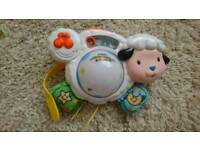 Vetch musical cot lamp/toy