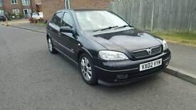 2002 Vauxhall astra 1.8 16v