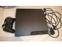 PS3 160 GB (cables and controller included