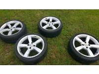 "17"" alloys Peugeot citroen 206/306/xsara"
