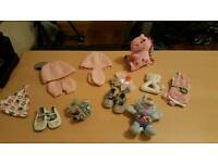 Girls shoes toys etc