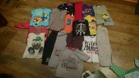 Large bundle kids clothes 3-4-5 year
