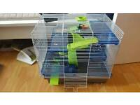 Large Hamster cage (3 floor) 🐹