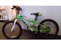 """Cuda Mayhem kids bike 11"""" inch frame, 20"""" inch wheels. Good condition."""