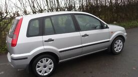 ford fusion 2 low mileage full service history new mot