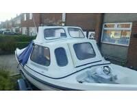 Orkney Strikeliner 16+ Angling Boat