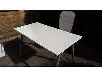 Ikea Thyge Desk (white)
